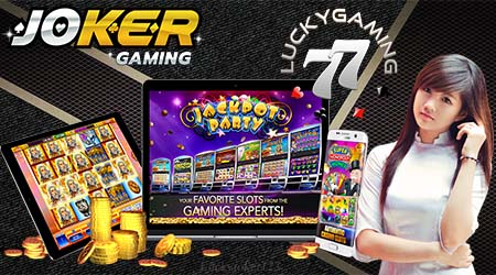 Game Slot Joker Gaming Ternama Di Benua Asia